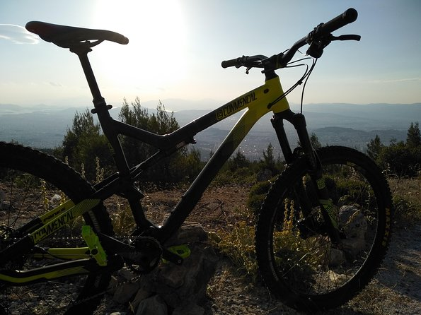 Ymittos Bike Safari (15min from town center). FREE TRANSFER to the trails photo 10