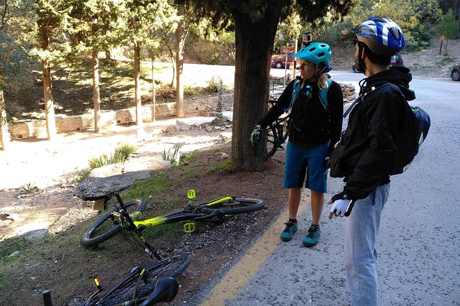 Ymittos Bike Safari (15min from town center). FREE TRANSFER to the trails photo 11
