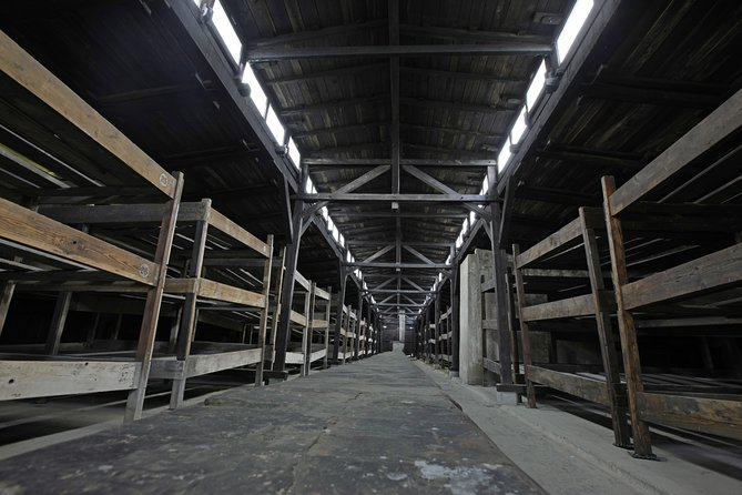 From Wroclaw: Auschwitz-Birkenau Full-Day Guided Tour