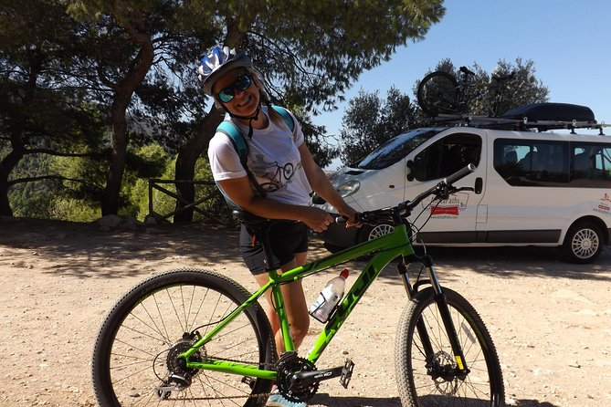 Ymittos Bike Safari (15min from town center). FREE TRANSFER to the trails photo 9