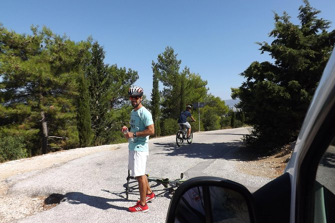Ymittos Bike Safari (15min from town center). FREE TRANSFER to the trails photo 24