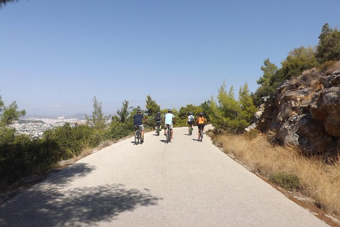 Ymittos Bike Safari (15min from town center). FREE TRANSFER to the trails photo 16