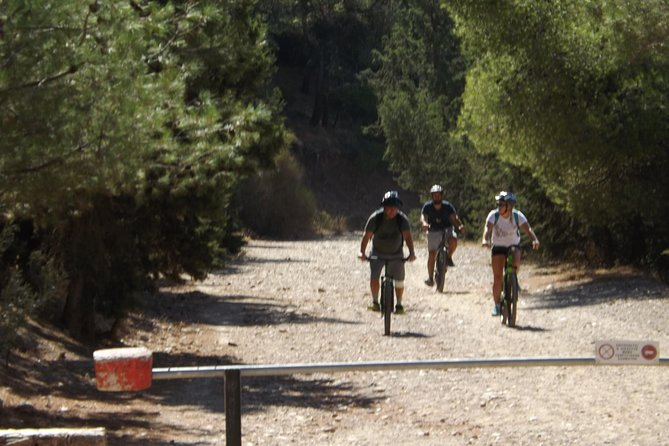 Ymittos Bike Safari (15min from town center). FREE TRANSFER to the trails photo 6