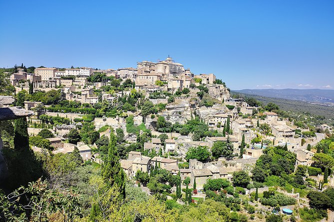 Arles Small groupe tour : Private Day Trip to Luberon Villages