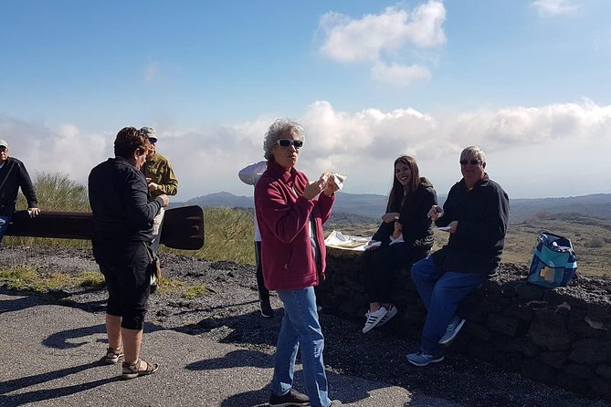Best Shore Excursion Etna, Taormina, Messina With Tasting Of Sicilian Products