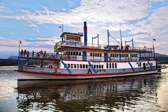2-Hour Columbia River Gorge Sunday Champagne Brunch Cruise