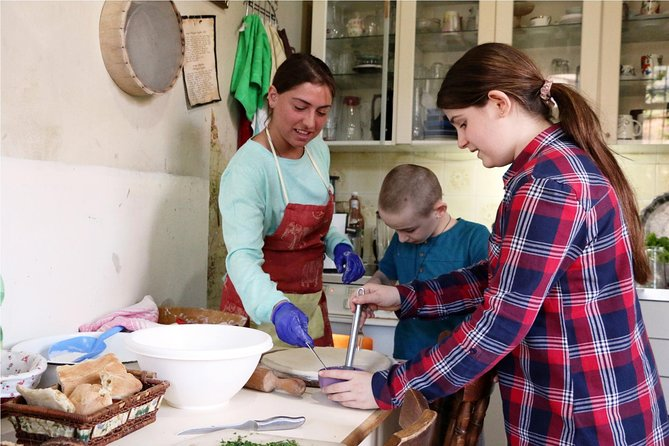 Join a Local for a Market Tour, Cooking Class and Meal in her Tbilisi Home
