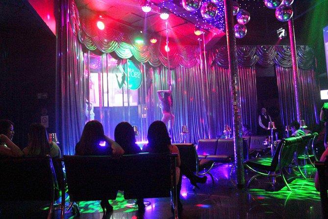 Gentleman's Night: Best Nightclubs in Santiago Tour