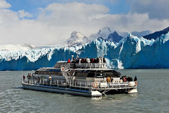 CALAFATE SAFARI NAUTICO and WALKING FOOTBRIDGES Best of Perito Moreno