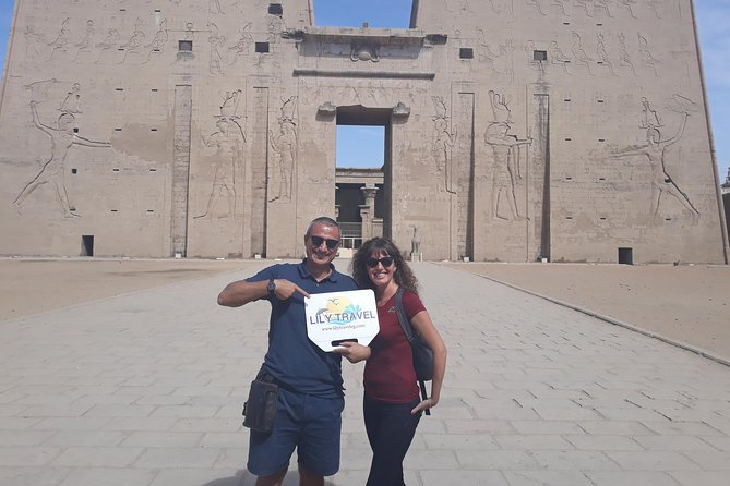 Edfu and Kom ombo private tour from Luxor or Aswan