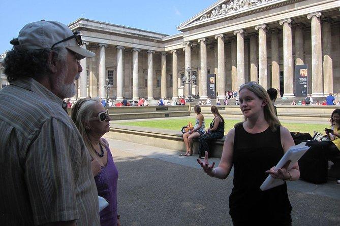 Expert Led British Museum Tour
