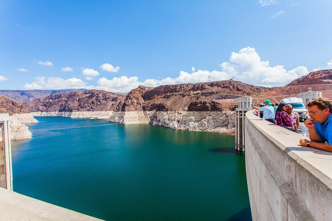 Hoover Dam from the Lake Mead Side