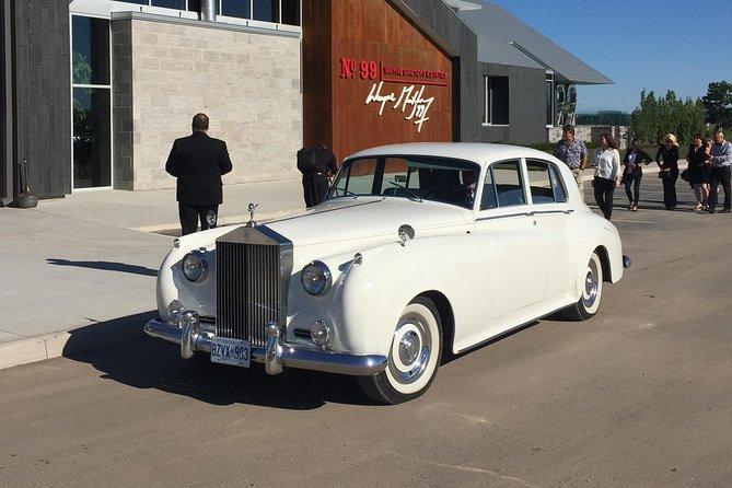 Grand Winery Tour - Rolls Royce - Niagara On The Lake