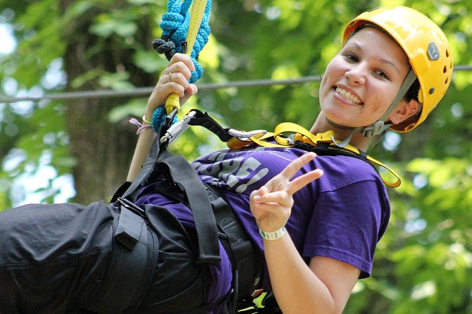 From Cancun Experience ATV, Zipline & Cenote - Includes lunch (Shared) photo 3