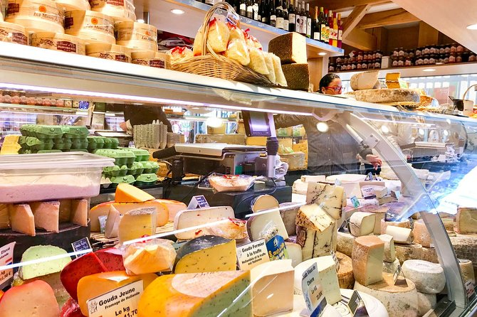 Private Market Tour and Tasting in Paris at the Marche D'Aligre