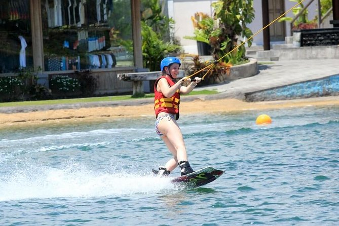 ALL DAY Cable Park - Knee Boarding, Water Skiing or Wake Boarding