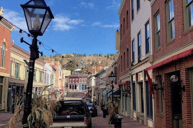 Private customized tour of Denver, Red Rocks, Idaho Springs and mining towns.