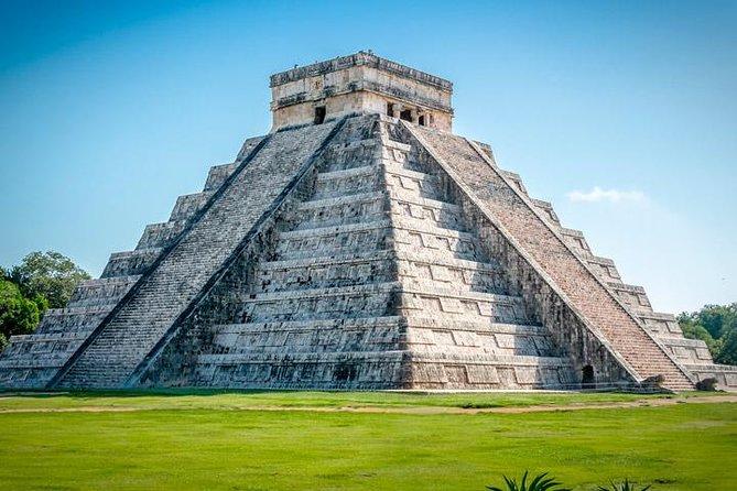 Chichen Itza Elite Private Tour from Merida