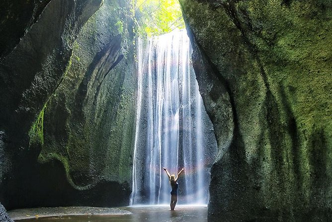 The Charm of East Bali - Tukad Cepung Waterfall with Lempuyang Temple Tour