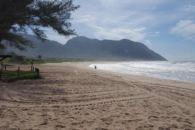 Grumari Beach fantastic!