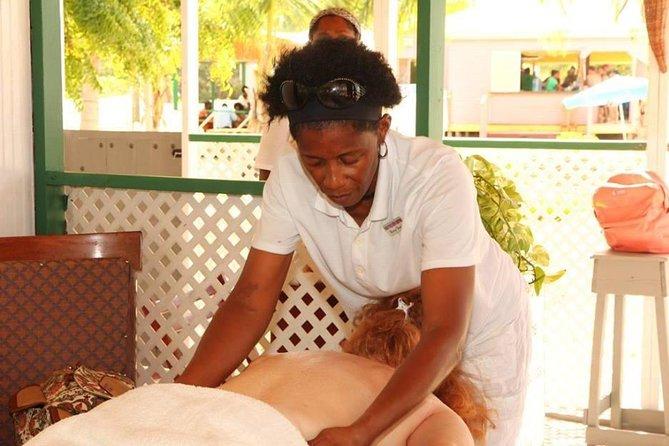 SRM Beach Massage at Pam's Wellness Centre!!