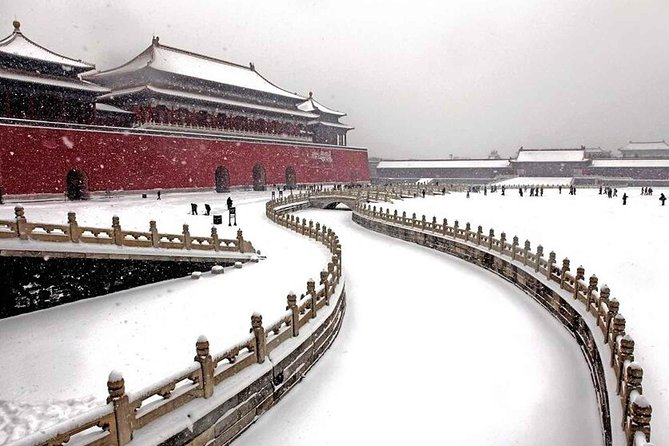 Tiananmen Square and Forbidden City Private Tour With Airport Transfer