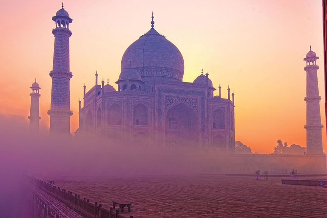 Overnight Agra Tour from Delhi with Hotel Accommodation, Private Car and Driver photo 1