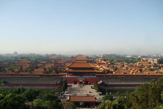 Private Beijing Layover Tour: Mutianyu Great Wall and Forbidden City