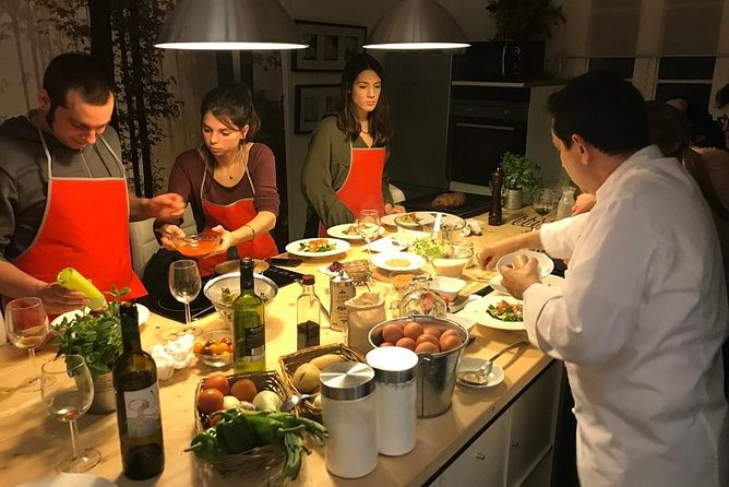 Private Cooking Class In Barcelona