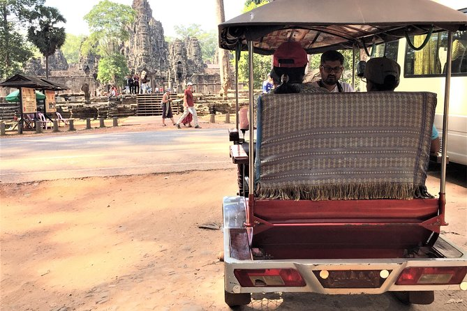 Private Angkor Wat Bayon Tomb Raider from Siem Reap