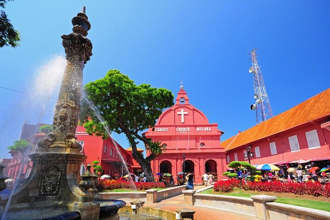 Full-Day Malacca Tour from Singapore