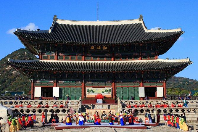 Koreansk Kultur Walking Tour med Gyeongbokgung Palace