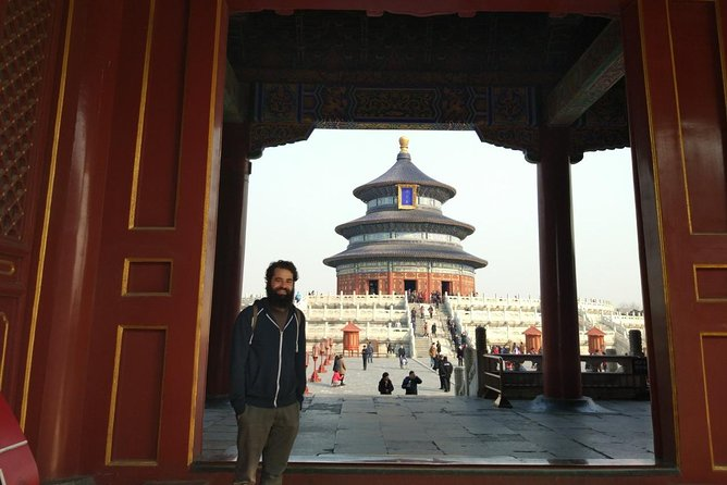 Beijing Hongqiao Pearl Market Shopping Tour and Temple of Heaven Visit