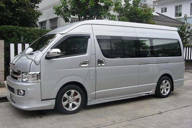 Transfer from Phuket Airport to Phuket Hotel