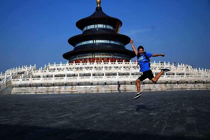 4-Hour Private Walking Tour to Temple of Heaven with Peking Duck Lunch or Dinner