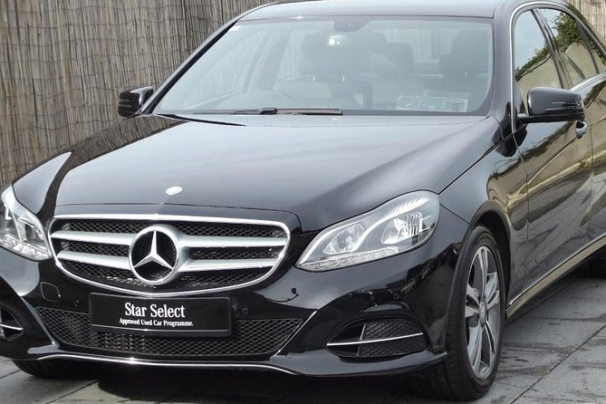 Dingle County Kerry to Shannon Airport Private Chauffeur Transfer