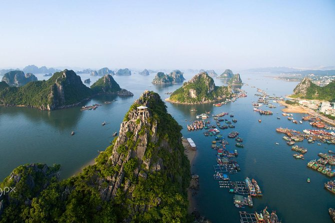 Halong Bay 1 Day With Deluxe Cruise