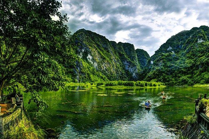 Ninh Binh: Bai Dinh Pagoda - Trang An Ecotourism complex 1 day