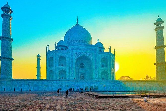 Taj Mahal Wonder Day Tour by Car