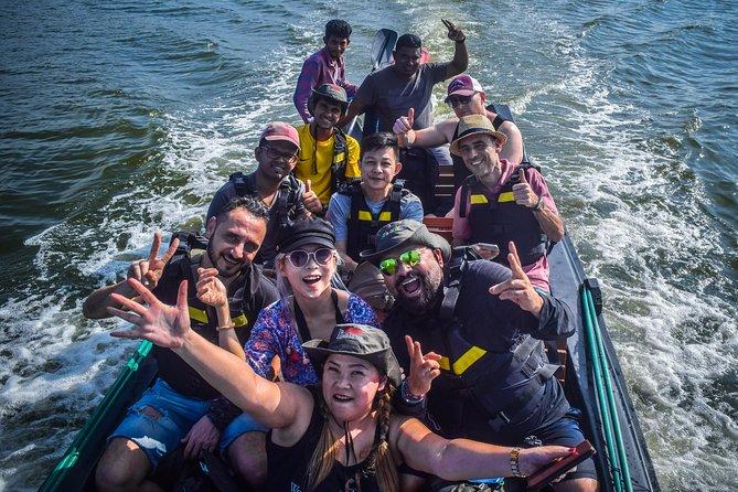 Madu River Safari with SerendiB Adventures