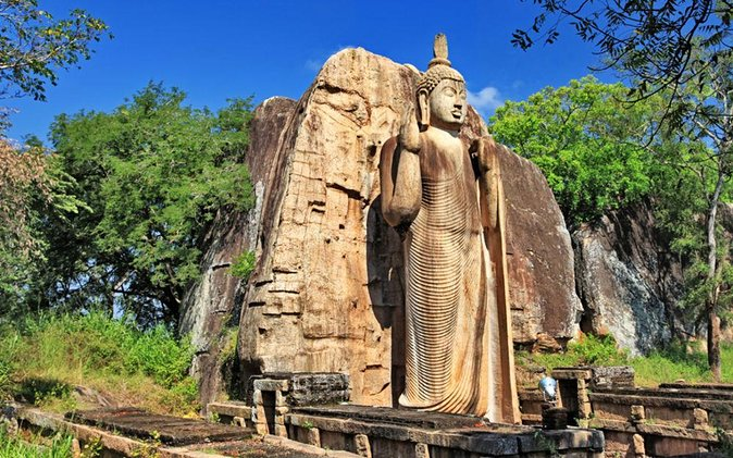 Full-Day Tour To Polonnaruwa Ancient City