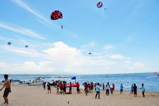 Sea Walking Experience at Tanjung Benoa (Half-day)