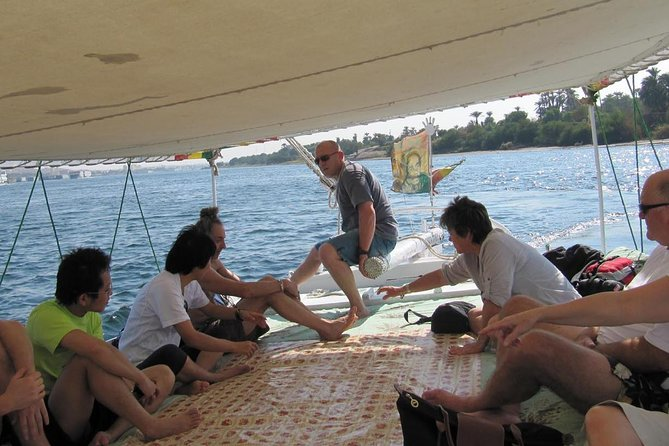 Cairo Aswan And Luxor Nile Felucca Package