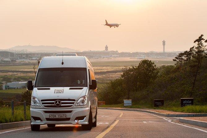 Lufthavn Privat Overførsel: Seoul til Incheon Int'l Lufthavn