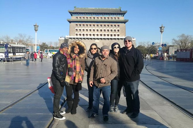 Private Beijing Two-Day Tour with Public Transit & Optional Evening Show