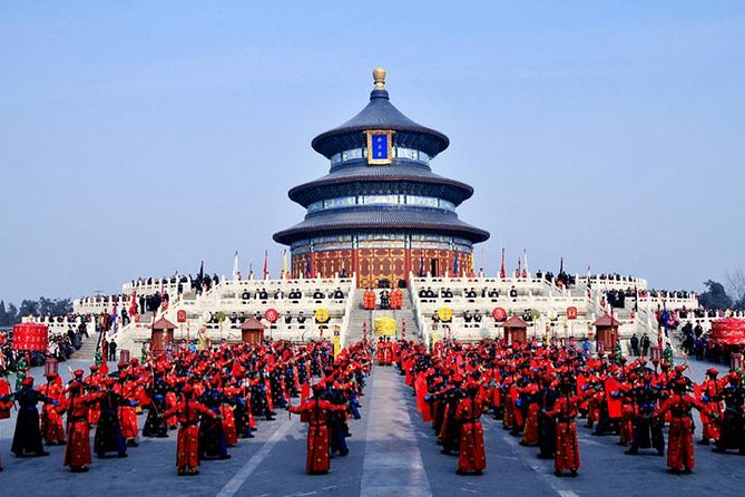 Temple of Heaven, Beijing Zoo & Summer Palace or Forbidden City