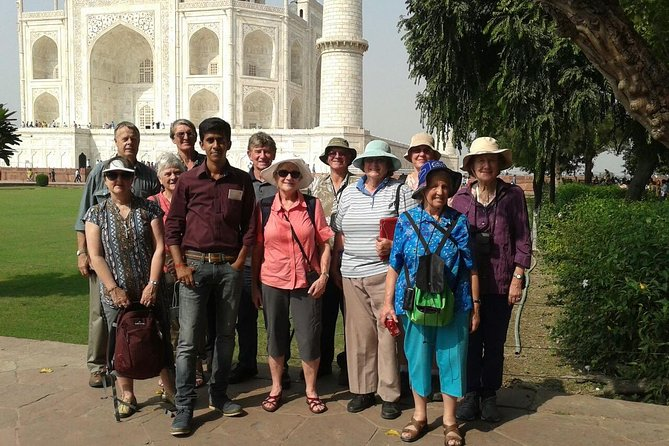 3 Days Agra and Jaipur tour From Delhi