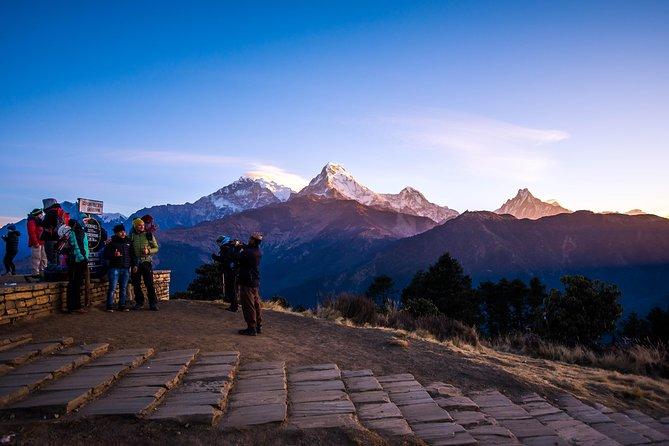 Ghorepani Poon Hill Treks: 6 Nights /7 days