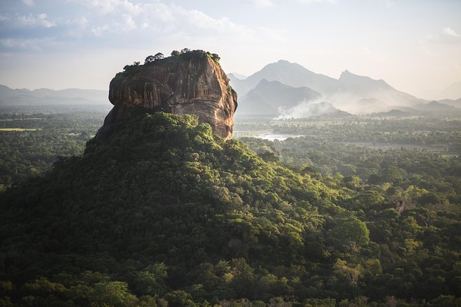 Sigiriya & Dambulla Cave Temples One Day Tour from Bentota Area