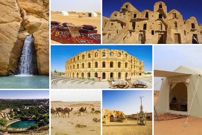 5 Days Tunisia Discovery Private Tour